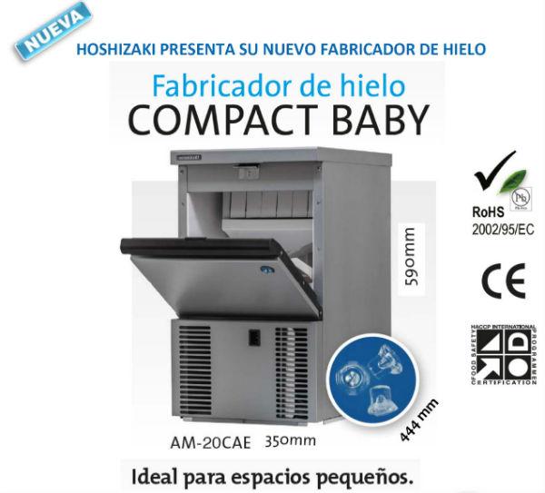 hoshizaki compact baby